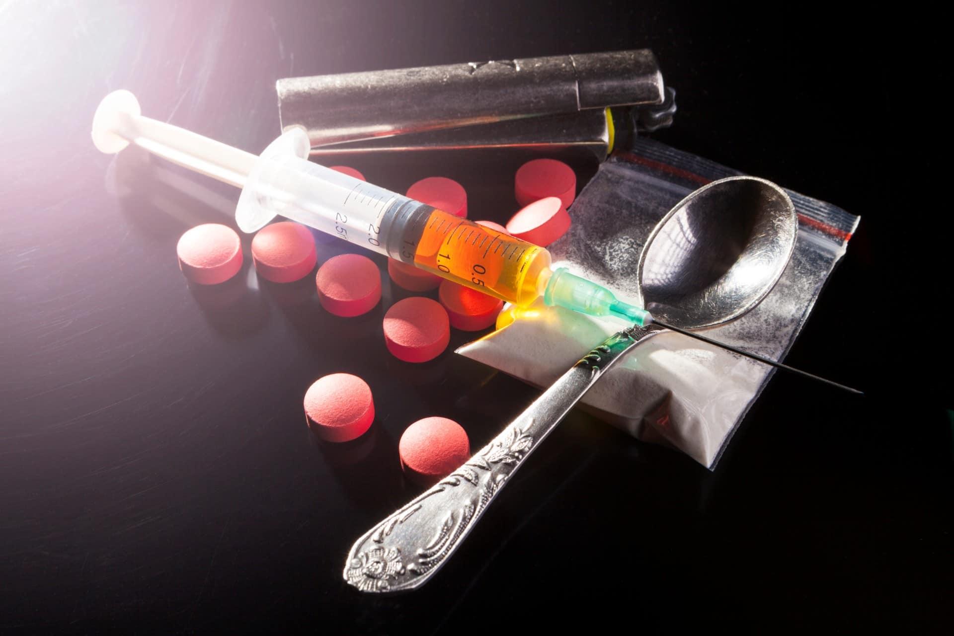 Drogen MPU